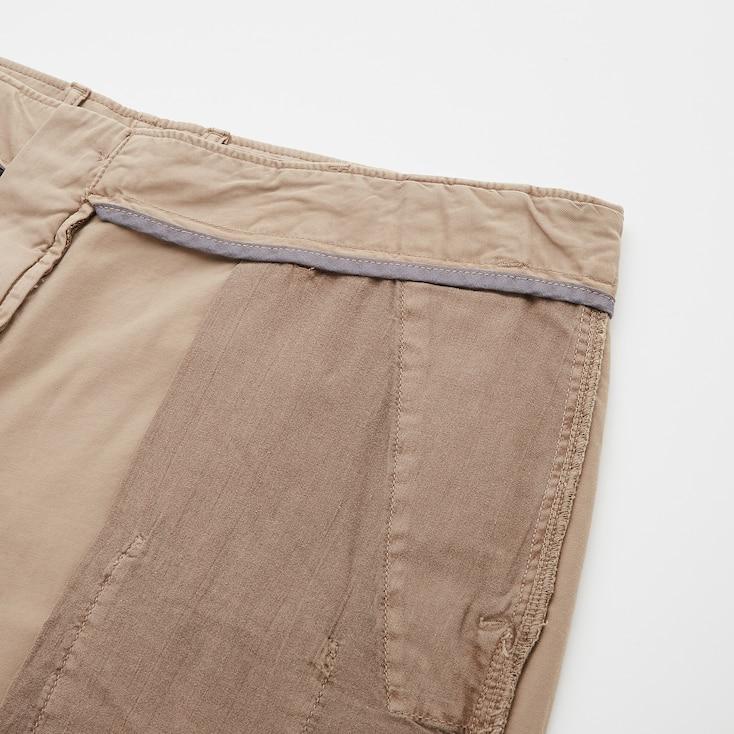 Chino Shorts, Black, Large