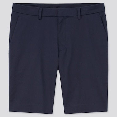 Men Stretch Slim Fit Shorts