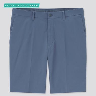 Men Ultra Light Shorts, Blue, Medium