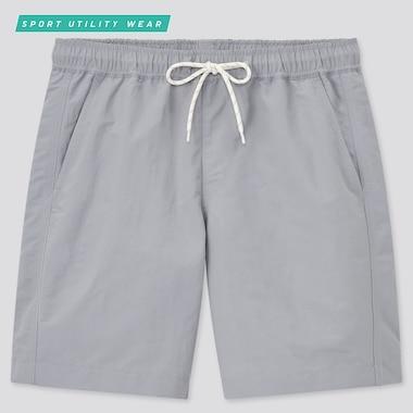 Men Active Swim Shorts, Gray, Medium