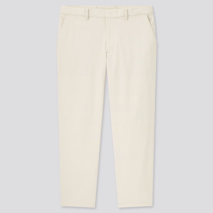 Ultra Stretch Comfort Pants, Off White, Large