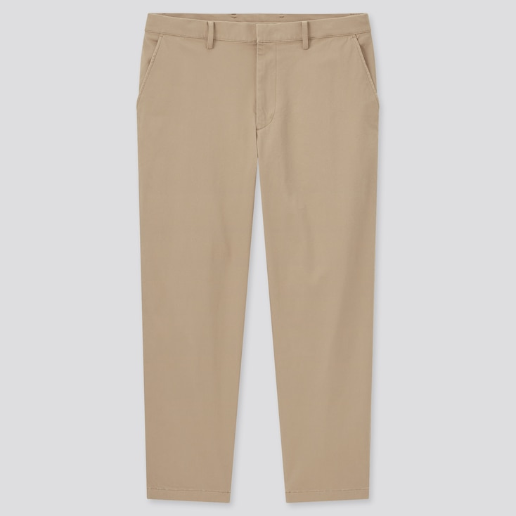 Ultra Stretch Comfort Pants, Beige, Large