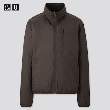 Men Uniqlo U Reversible Jacket