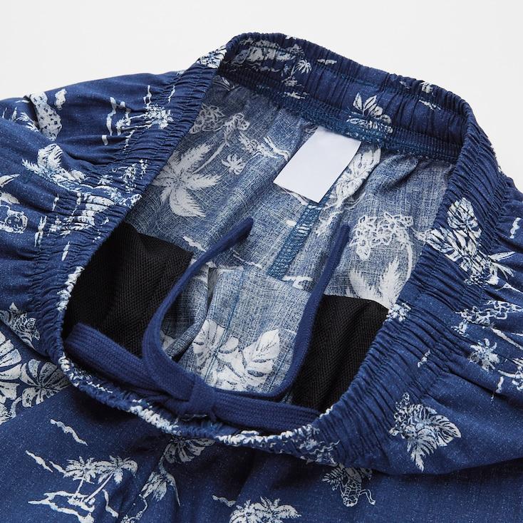Men Light Cotton Easy Shorts (Online Exclusive), Off White, Large