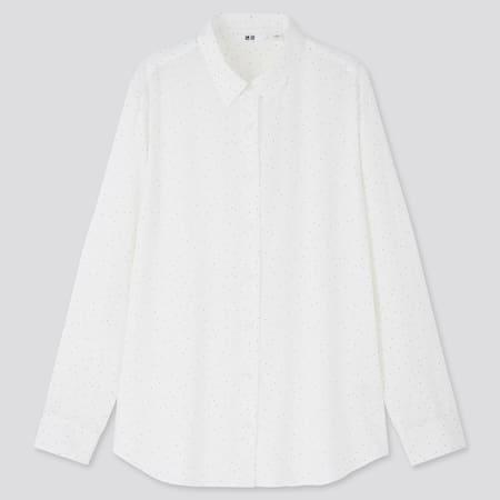 Women Viscose Printed Long Sleeved Blouse