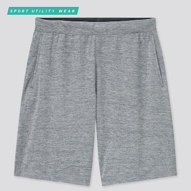 Men Dry-Ex Shorts, Gray, Medium