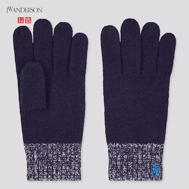 JW ANDERSON HEATTECH Knitted Gloves