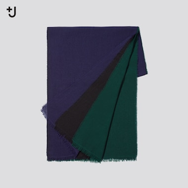 Étole en laine +J
