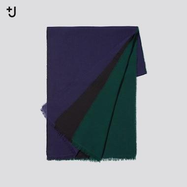 Unisex +J Wool Stole