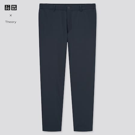Men Theory Ultra Light Relaxed Fit Trousers