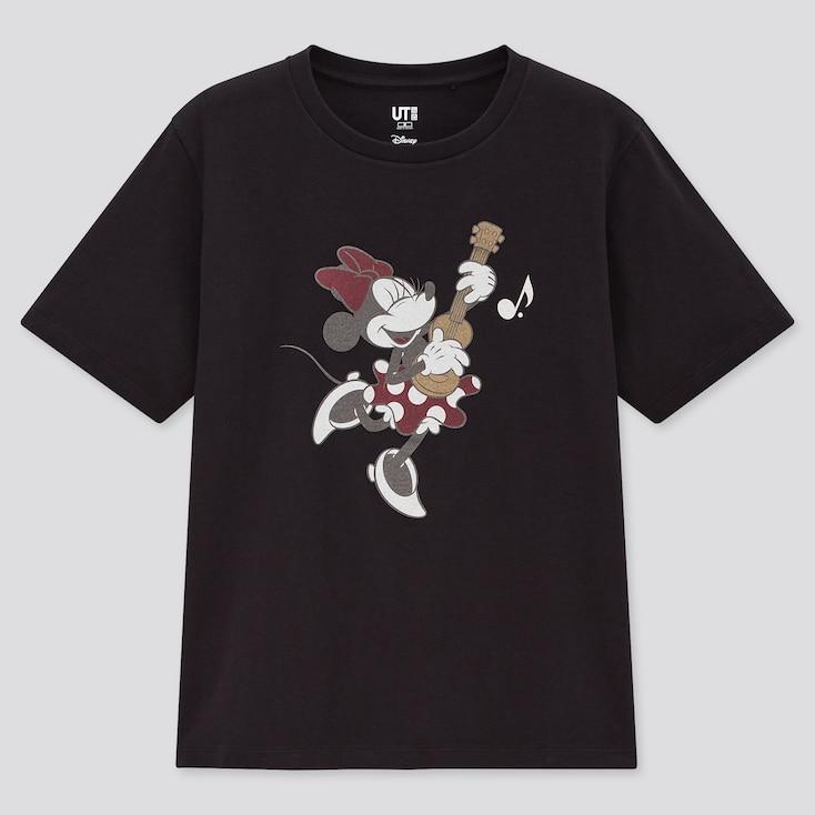 Women Magic For All Timeless Classics Ut (Short-Sleeve Graphic T-Shirt), Black, Large
