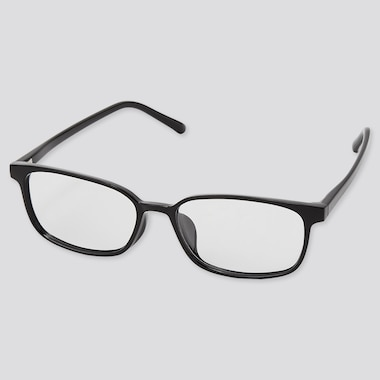 Square Frame Clear Sunglasses