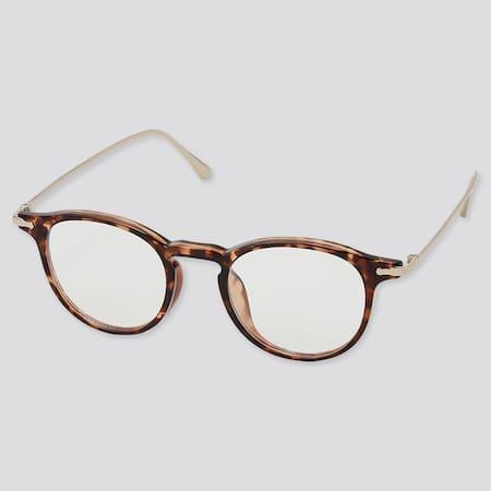 Boston Combination Sonnenbrille mit klaren Gläsern