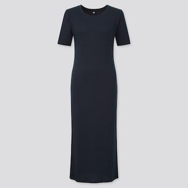 Vestido Largo Canalé Mujer