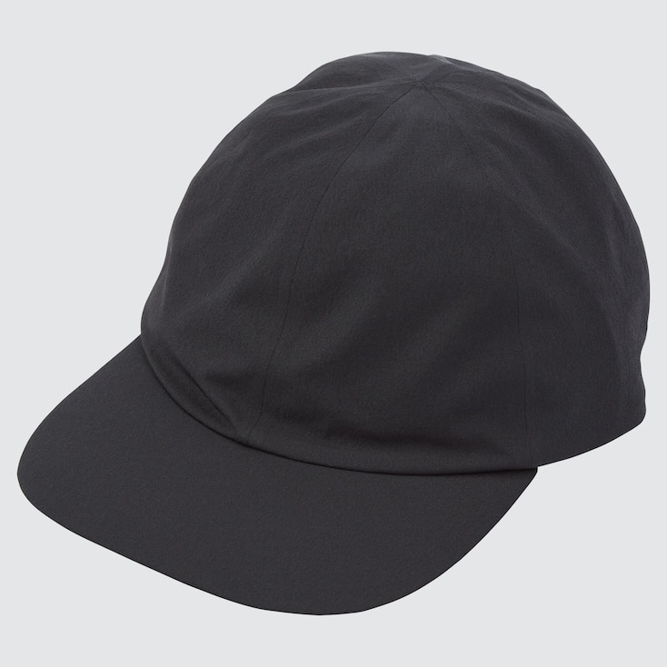 Uv Protection 2-Way Stretch Cap, Black, Large