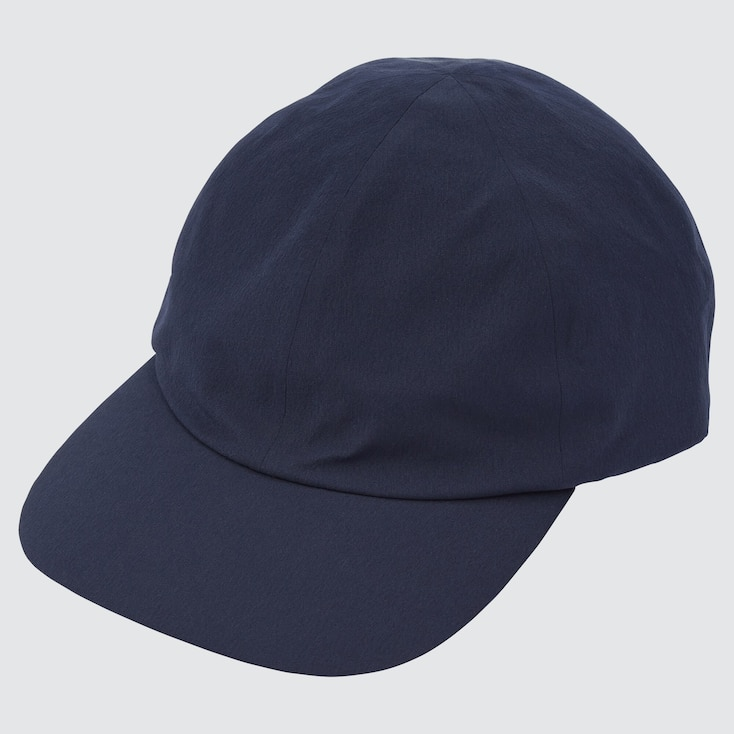 Uv Protection 2-Way Stretch Cap, Navy, Large