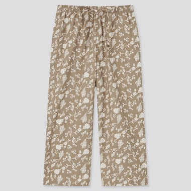 Damen Gemusterte RELACO Shorts in 3/4-Länge