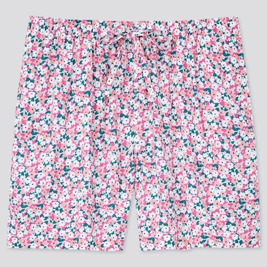 Women Relaco Shorts, Pink, Medium