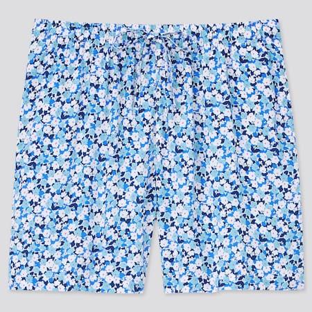 Women Flower Print Relaco Shorts
