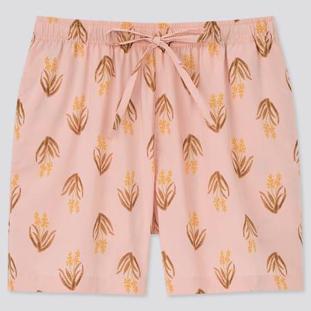 Women Cotton Floral Print Relaco Shorts