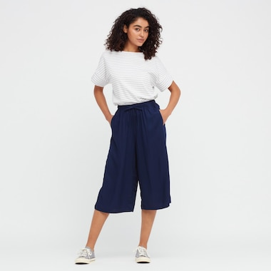 Damen RELACO Shorts in 3/4-Länge