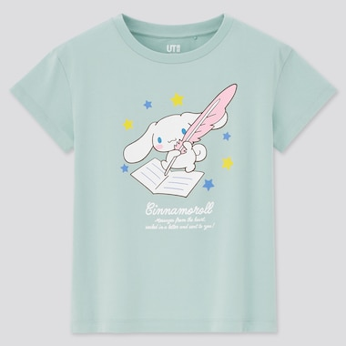 Kids Sanrio Characters UT Graphic T-Shirt