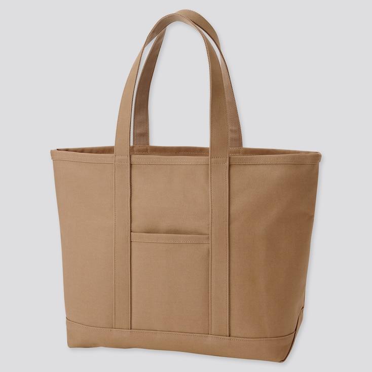 Tool Tote Bag, Brown, Large