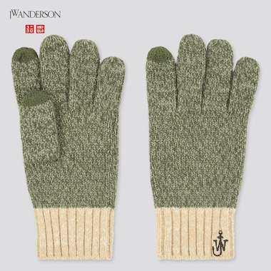 Kids JW ANDERSON HEATTECH Knitted Gloves