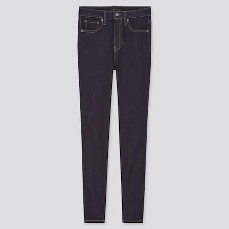 Damen Figurformende High Waisted Jeans in 7/8-Länge (Skinny Fit)