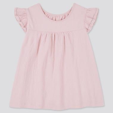 Baby T-Shirt mit Rüschenärmeln