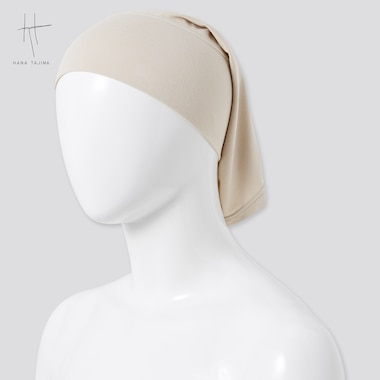 Women Airism Head Band (Hana Tajima), Natural, Medium