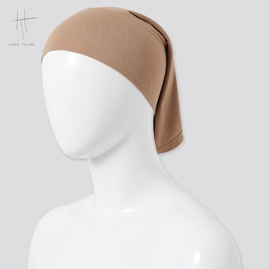 Women Airism Head Band (Hana Tajima), Beige, Medium