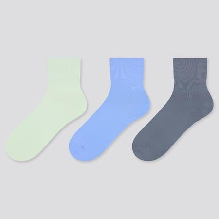 Women Tapered Socks (Three Pairs)