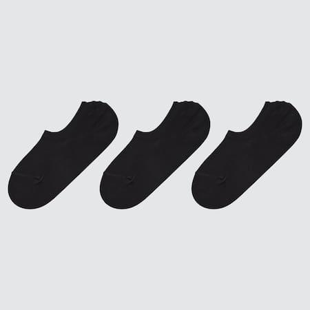 WOMEN Mesh Invisible No-Show Socks (Three Pairs)