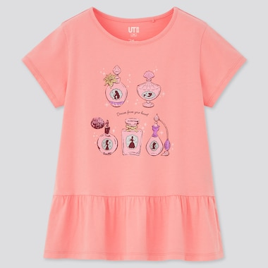 Kids Disney Heroines UT Graphic T-Shirt