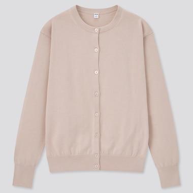 Cardigan 100% Coton Supima Protection UV Femme
