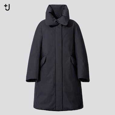 Women +J Hybrid Down Coat