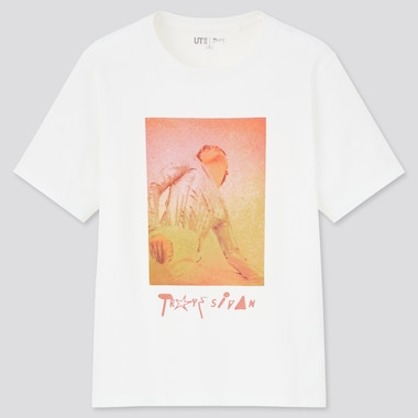 Women Troye Sivan UT Graphic T-Shirt