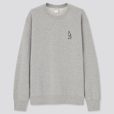 Sweat Graphique UT Jason Polan Homme