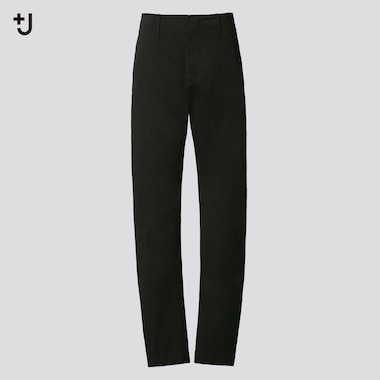 Men +J Chino Pants, Black, Medium