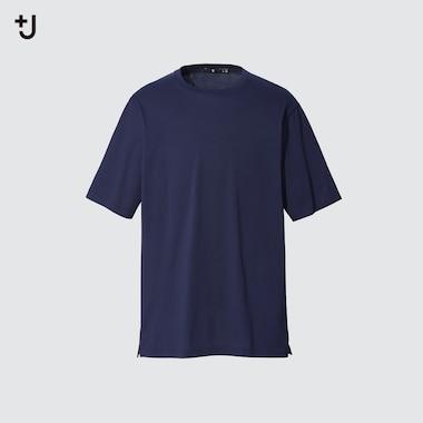 T-shirt Ample +J Coton Supima Homme