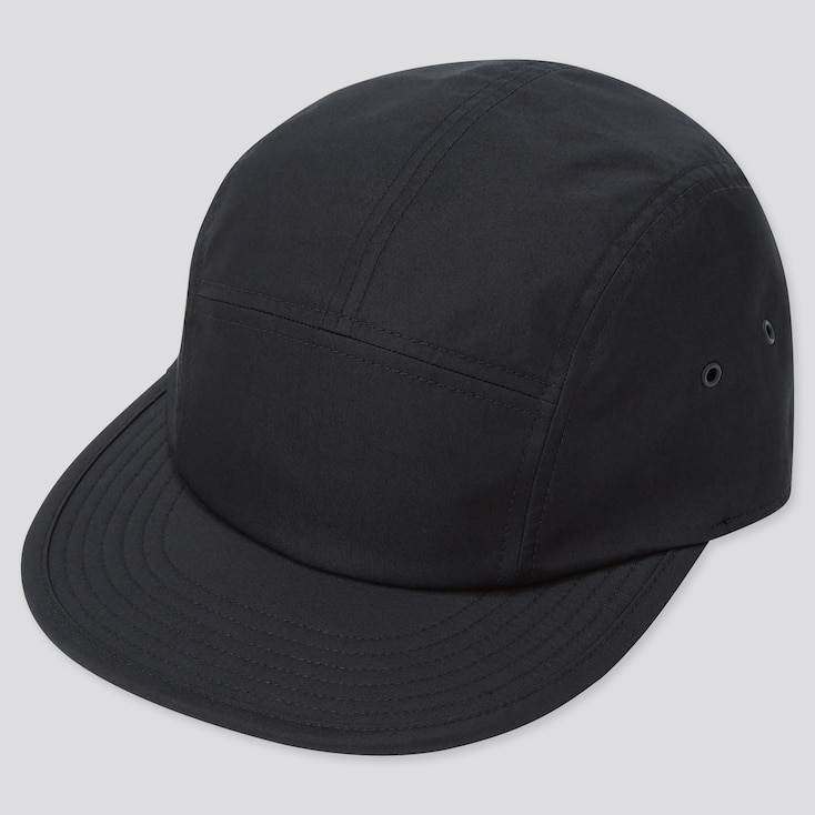 Uv Protection 5-Panel Cap, Black, Large