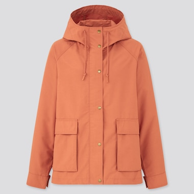 Women Oversized Fit Hooded Parka