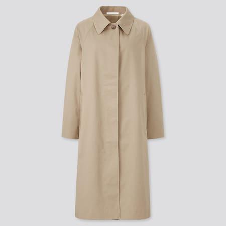 Women Soutien Collar Coat