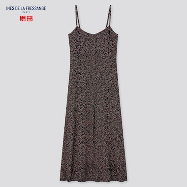 Women Ines Rayon Printed Camisole Dress