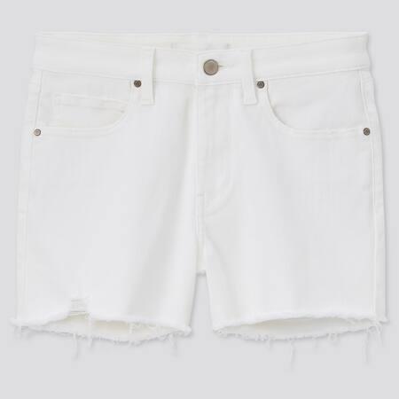 Short en Jean Ultra Stretch Femme