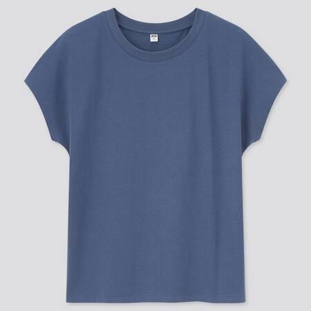 T-shirt en Coton Doux Femme