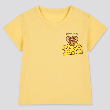 Toddler Looney Tunes Short-Sleeve T-Shirt (Online Exclusive)ÿ, Yellow, Medium