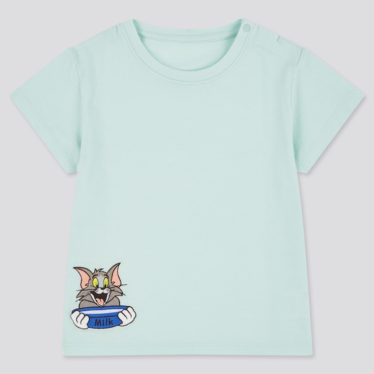 Toddler Looney Tunes Short-Sleeve T-Shirt (Online Exclusive), Light Blue, Large