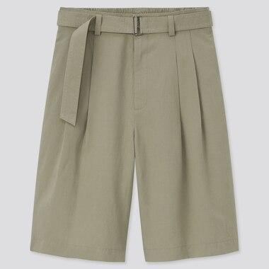 Pantalón Culotte Lino Mezcla Mujer
